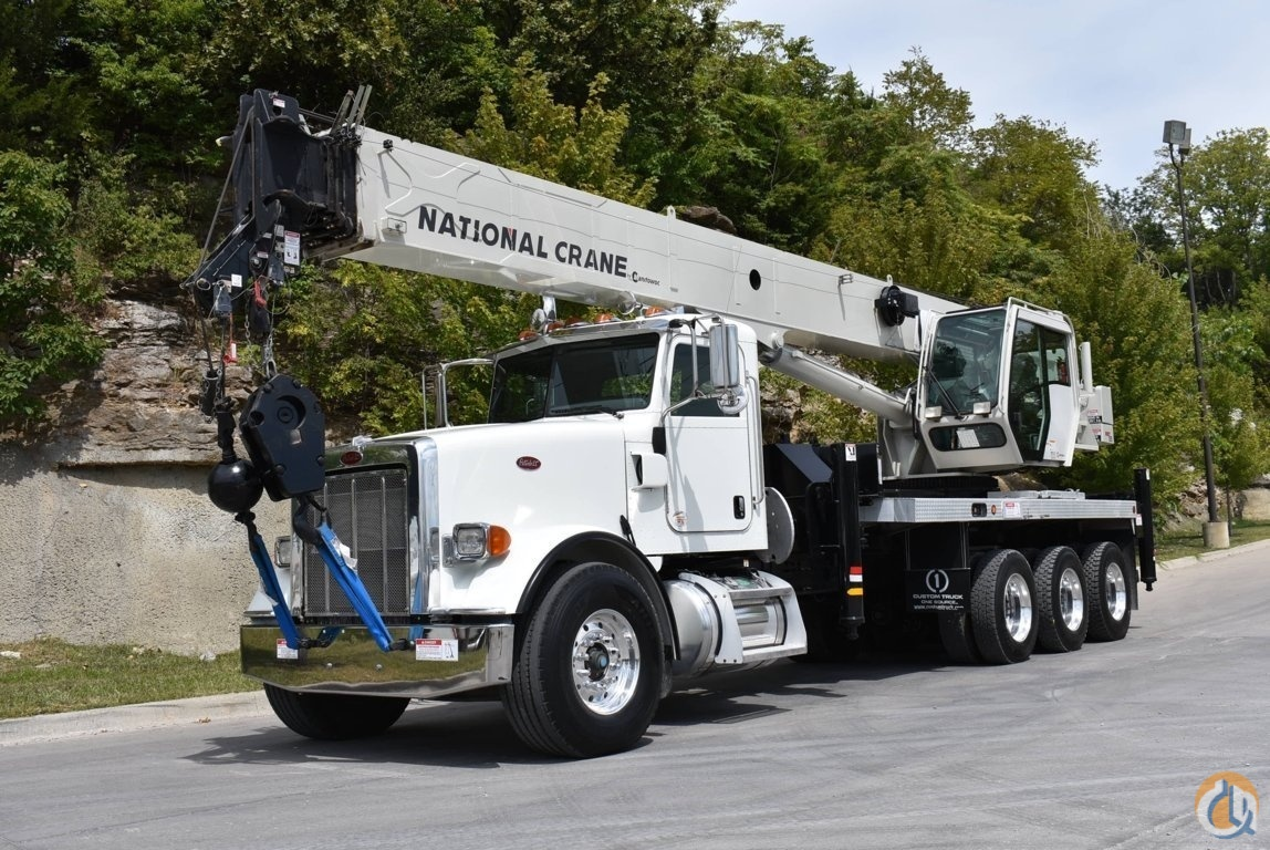 2012 National NBT55-128 Crane for Sale in Kansas City Missouri on CraneNetwork.com