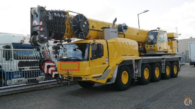 Grove GMK5130-2 All Terrain Cranes Crane for Sale 2013 Grove GMK 5130-2 in Antwerp  Flanders  Belgium 218669 CraneNetwork
