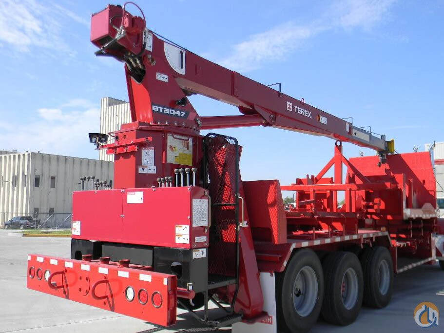 2018 Terex BT 2047 unmounted Crane for Sale in Olathe Kansas on CraneNetwork.com