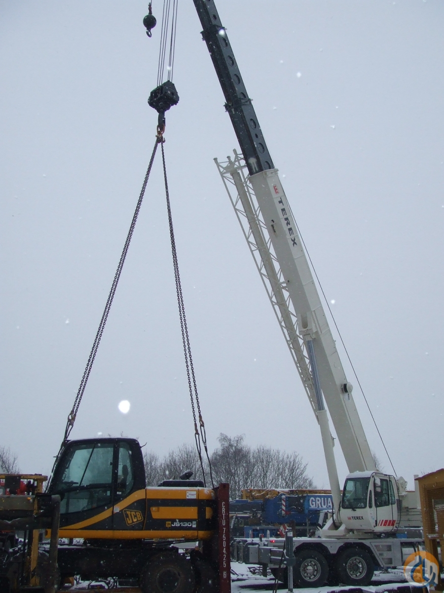 2007 TEREX T775 TRUCK CRANE Crane for Sale in Dartford England on CraneNetwork.com