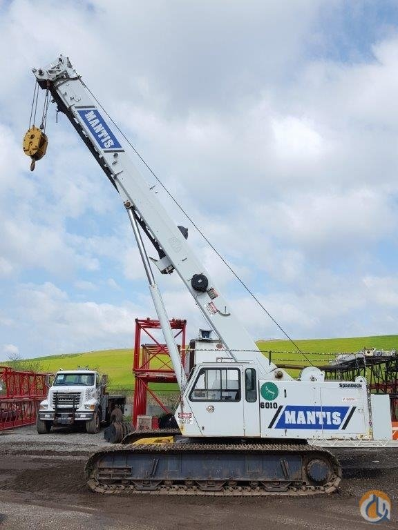 2006 Manits 6010LP Crane for Sale in Cleveland Ohio on CraneNetwork.com
