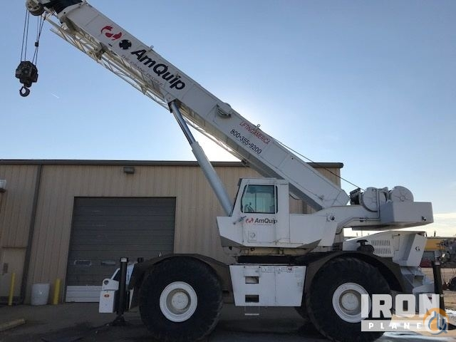 Sold 2000 Grove RT750 Rough Terrain Crane Crane for  in Memphis Tennessee on CraneNetwork.com
