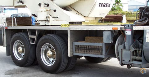 Terex T340 Crane for Sale or Rent in Palm City Florida on CraneNetwork.com