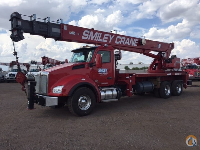 2016 Terex RS70100 on a 2016 Kenworth T880 Crane for Sale in Phoenix Arizona on CraneNetwork.com