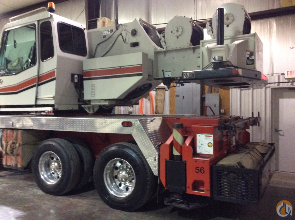2005 Link-Belt HTC-8660 II Crane for Sale in Cleveland Ohio on CraneNetworkcom