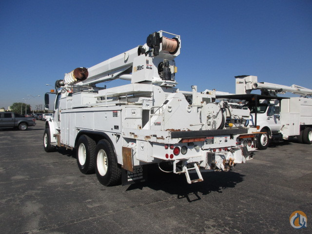 2009 Altec D3055-TR Crane for Sale in Birmingham Alabama on CraneNetworkcom