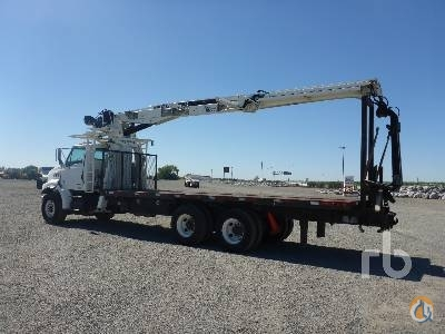 2000 STERLING LT9500 Crane for Sale in Dunnigan California on CraneNetworkcom