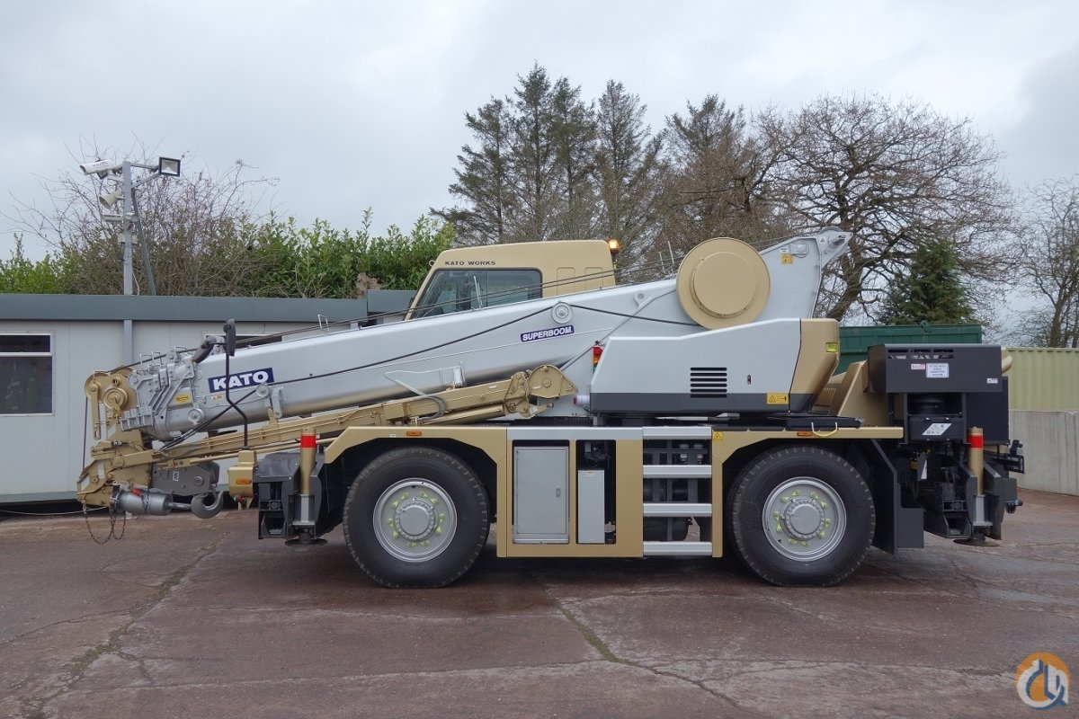 KATO CR200 Ri - 20 Ton City Crane Only 480 Hours Crane for Sale in Cork County Cork on CraneNetwork.com