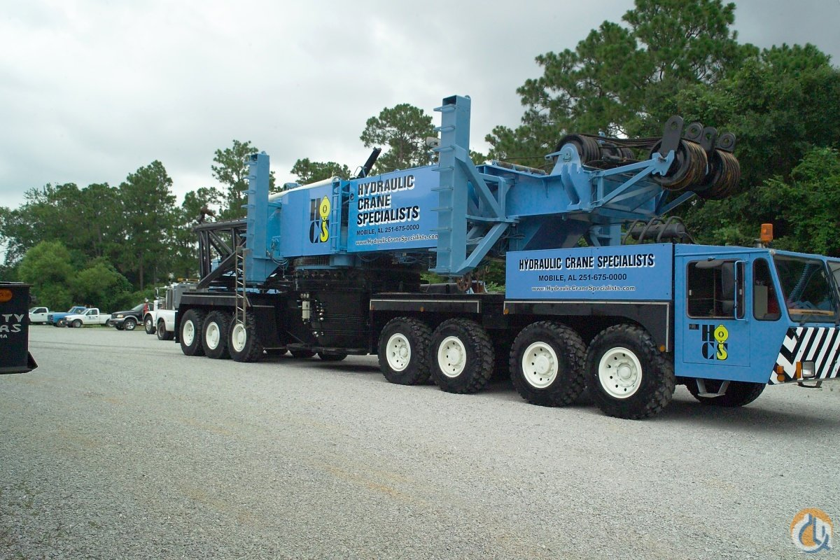 Demag TC 3200 with all the options Crane for Sale or Rent in Saraland Alabama on CraneNetwork.com