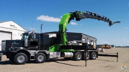 2014 Western Star 4900 with PM150 Knuckleboom Crane for Sale on CraneNetwork.com
