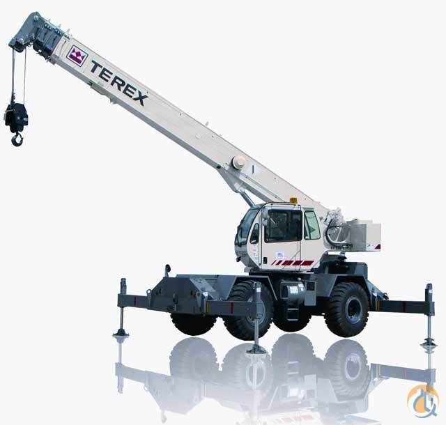 2011 TEREX RT230-1 ROUGH TERRAIN CRANE FOR SALE Crane for Sale in Pflugerville Texas on CraneNetwork.com