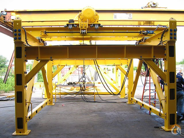 Sold 2007 Oceaneering D-0071625 Crane for  on CraneNetwork.com