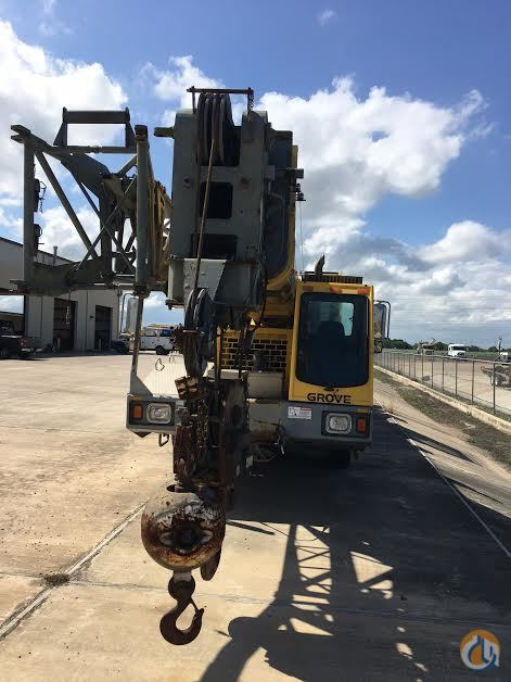 2006 GROVE TMS800E Crane for Sale in Victoria Texas on CraneNetworkcom