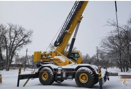 2017 GROVE RT765E-2 Crane for Sale in Minot North Dakota on CraneNetwork.com
