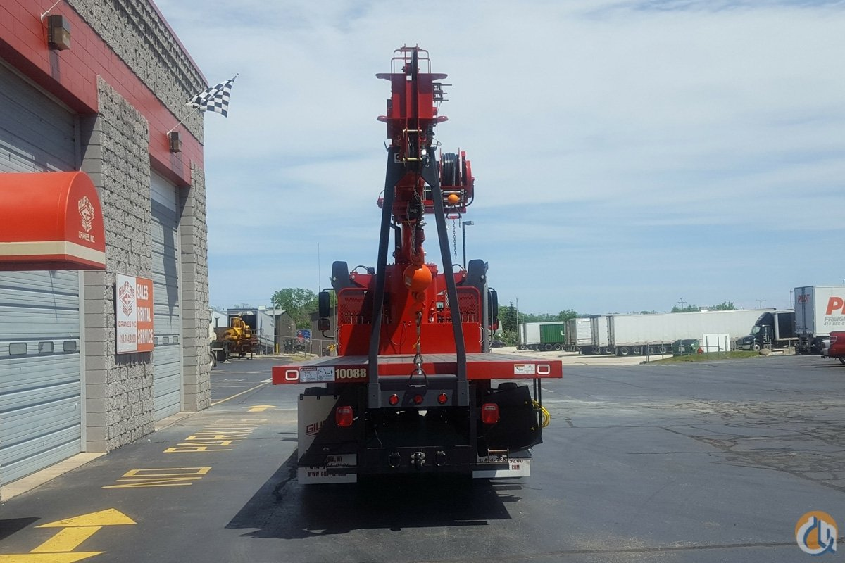 2018 MANITEX 1970 C Crane for Sale in Milwaukee Wisconsin on CraneNetwork.com