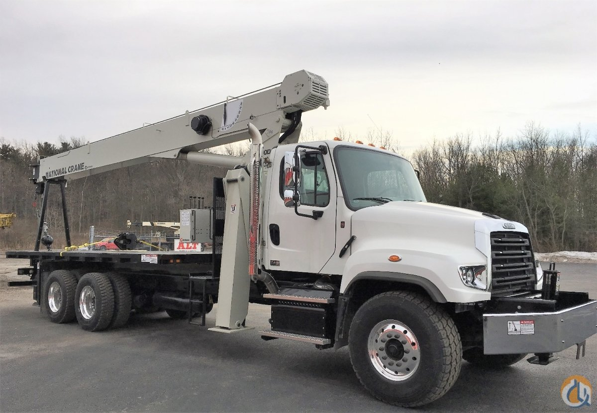 2018 National 8100D Crane for Sale in Nitro West Virginia on CraneNetwork.com