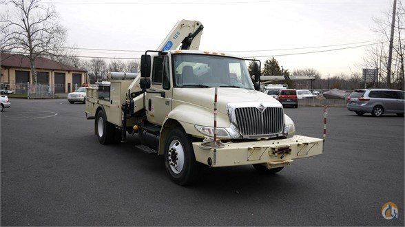2005 EFFER 155112S 8892 Crane for Sale in Hatfield Pennsylvania on CraneNetworkcom