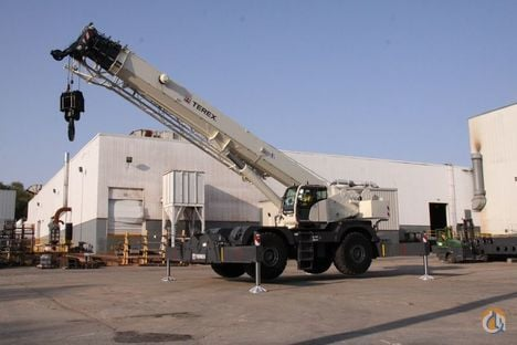 NEW 2017 TEREX QUADSTAR 1100 Crane for Sale in Oklahoma City Oklahoma on CraneNetwork.com