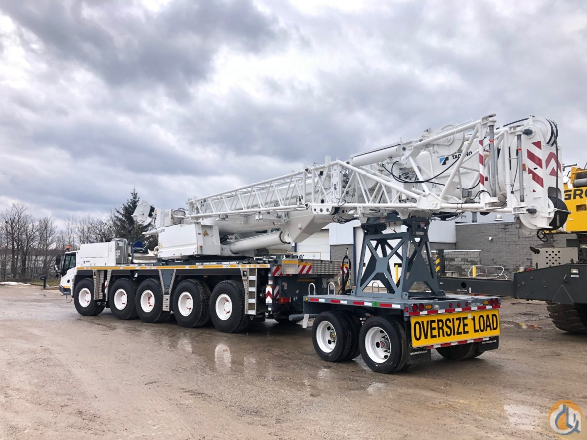 2019 Tadano ATF110G-5  ATF110 130 ton all terrain crane Crane for Sale in Solon Ohio on CraneNetwork.com