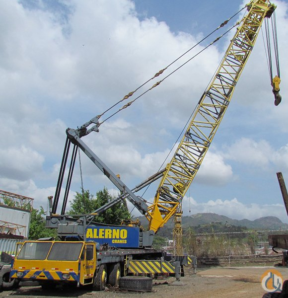 Liebherr LG1200 Truck Mounted Lattice Boom Crane Crane for