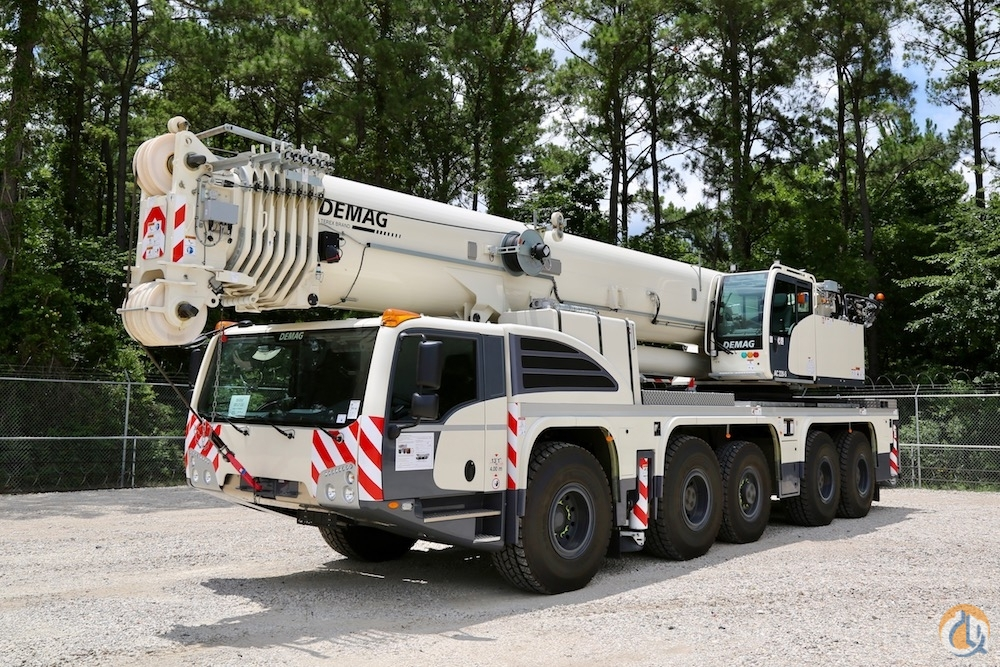New 2020 Demag AC 220-5 Crane for Sale in Houston Texas on CraneNetwork.com