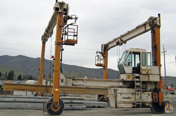 1984 Mi-Jack 500B Crane for Sale or Rent in Cashmere Washington on CraneNetwork.com