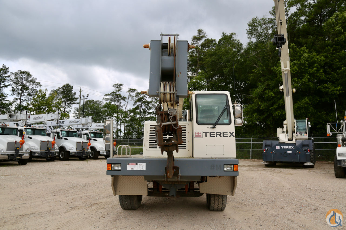 Terex T 340-1 Truck Crane Crane for Sale on CraneNetwork.com