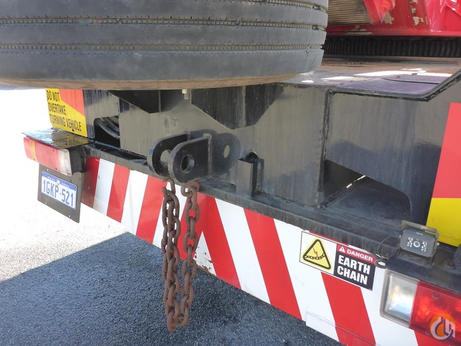 2011 Zoomlion QY40V 40T Truck Mounted Slewing Crane Crane for Sale