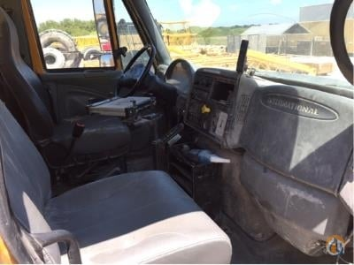 2006 International 7400 Crane for Sale in Ingleside Texas on CraneNetworkcom