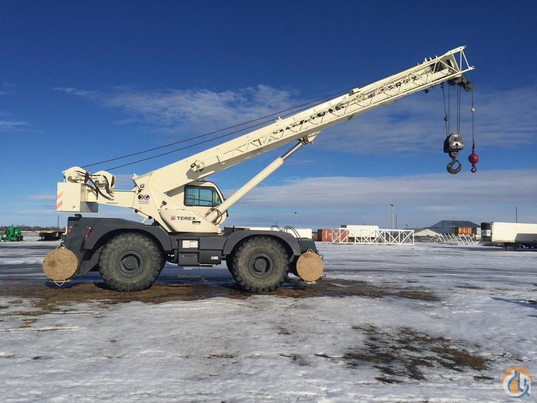 2011 Terex RT780 Crane for Sale on CraneNetworkcom