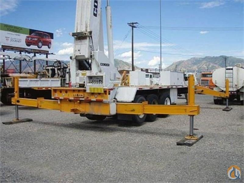 1979 Condor 150I Crane for Sale in Salt Lake City Utah on CraneNetworkcom