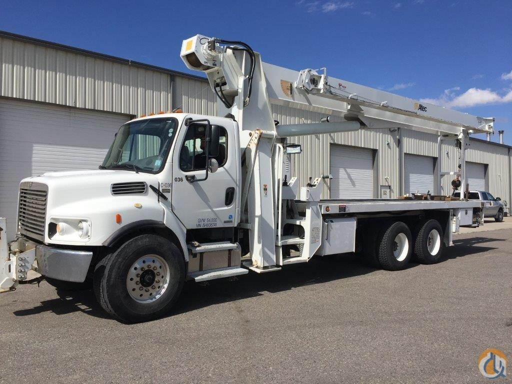 Awesome Altec 26 tons 103 main plus  44 jib Crane for Sale on CraneNetworkcom