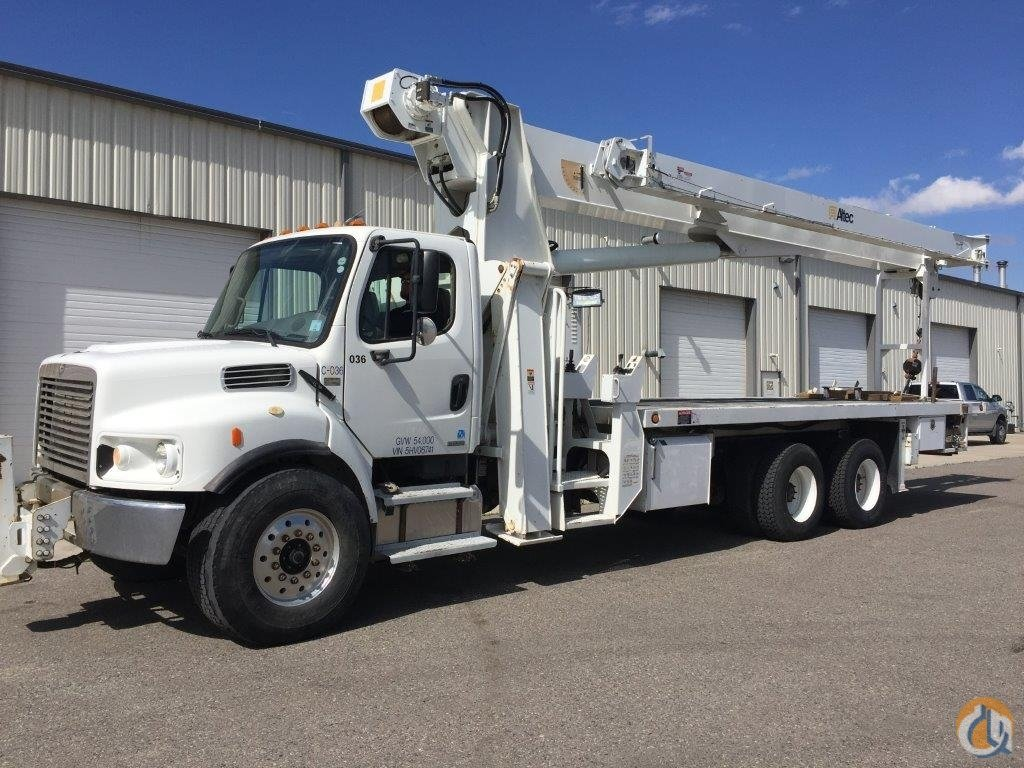 Awesome Altec 26 tons 103 main plus  44 jib Crane for Sale on CraneNetwork.com