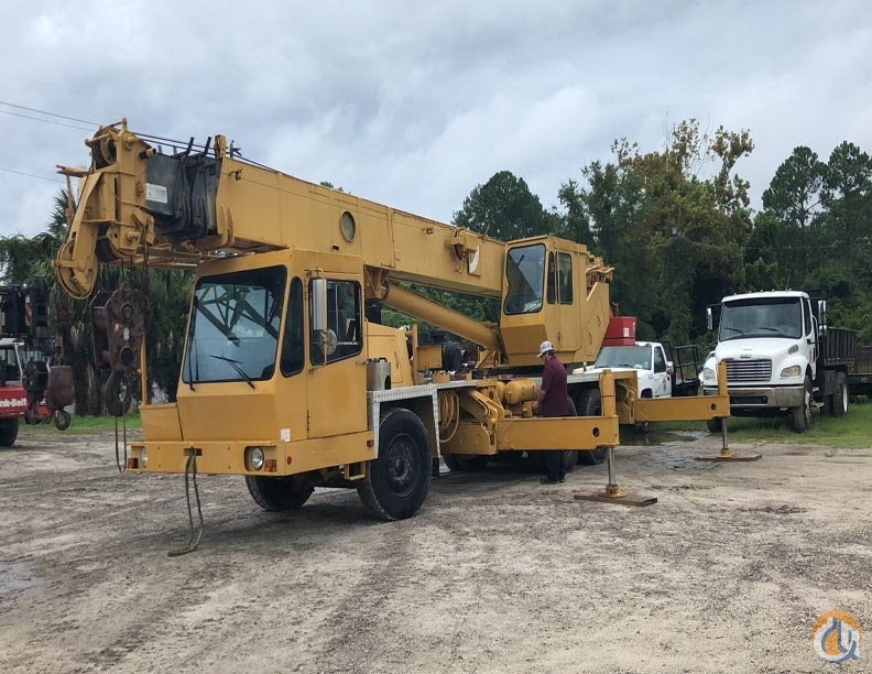 Daewoo DTC35 TRUCK CRANE Crane for Sale in Duluth Georgia on CraneNetwork.com