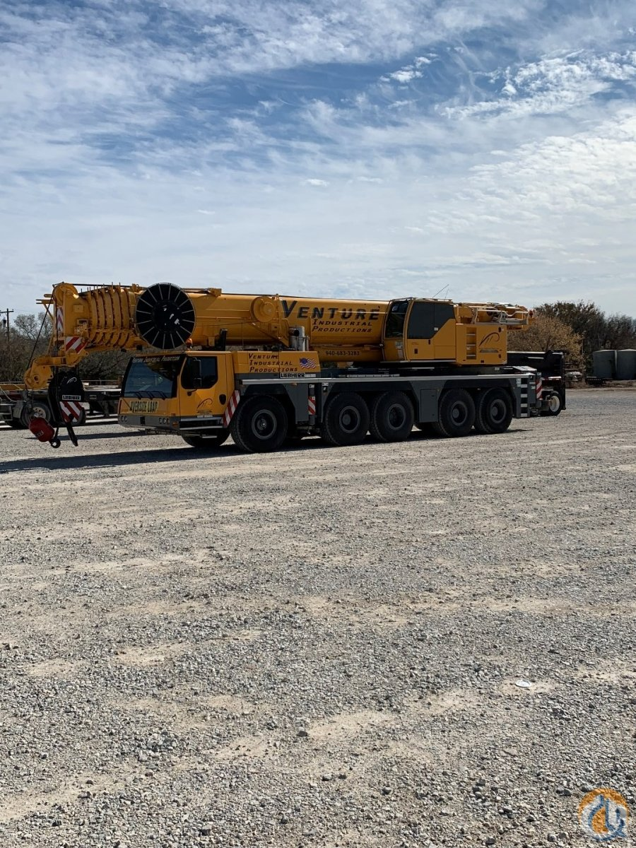 Sold 2012 Liebherr LTM 1200-5.1 240 Ton All Terrain Crane Crane for  in Bridgeport Texas on CraneNetwork.com
