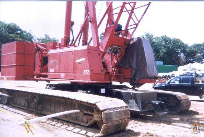 Manitowoc 777 For Sale Crane for Sale in Atlanta Georgia on CraneNetworkcom