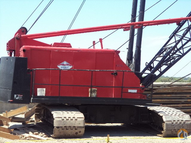 LS 338 Link-belt crawler crane Crane for Sale in Sacramento California on CraneNetwork.com