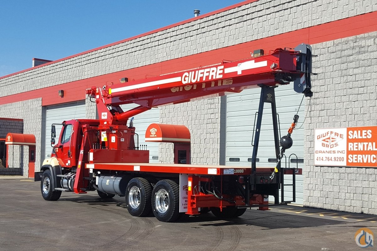 OUR 5000th UNIT Crane for Sale in Milwaukee Wisconsin on CraneNetwork.com