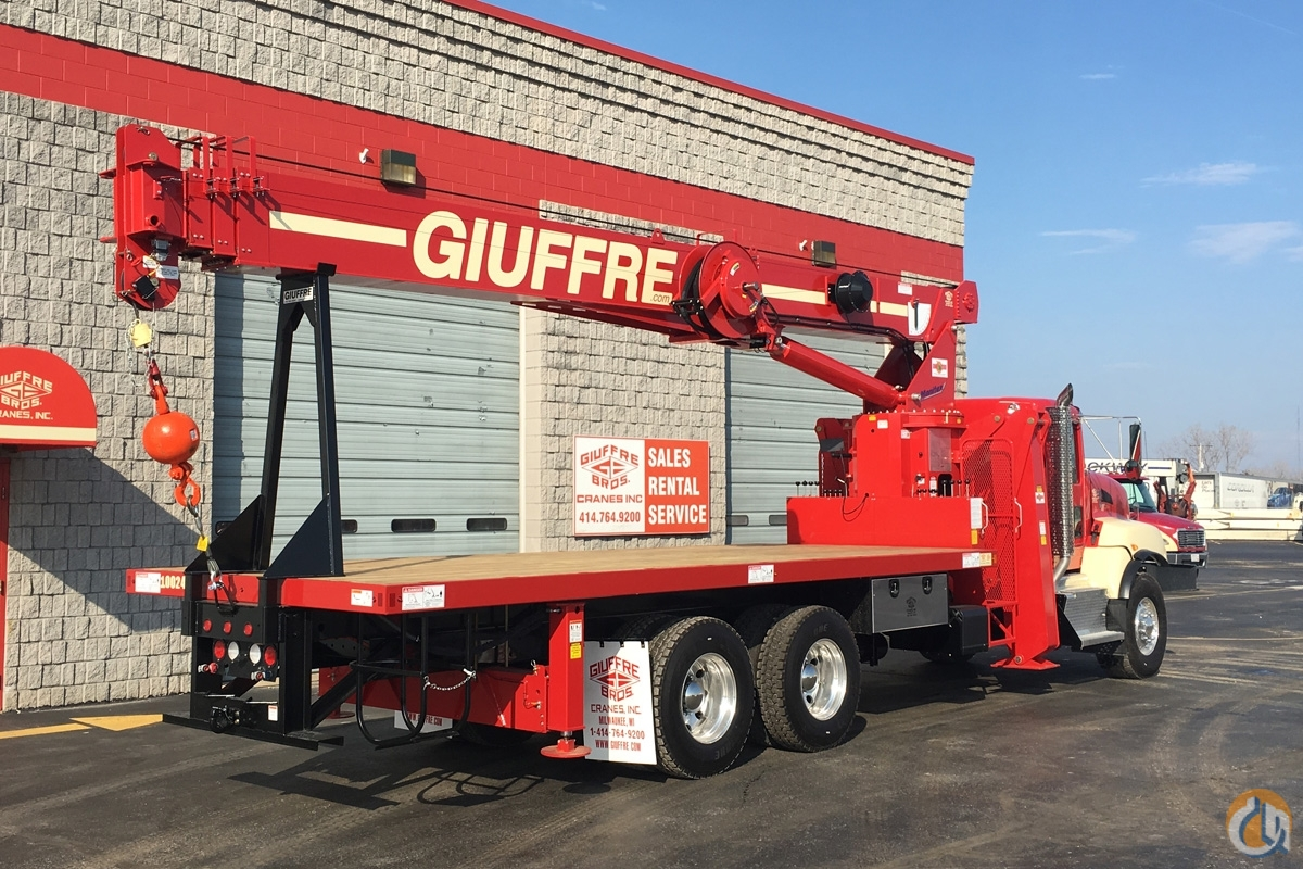 2017 MANITEX 2892 C Crane for Sale in Milwaukee Wisconsin on CraneNetwork.com