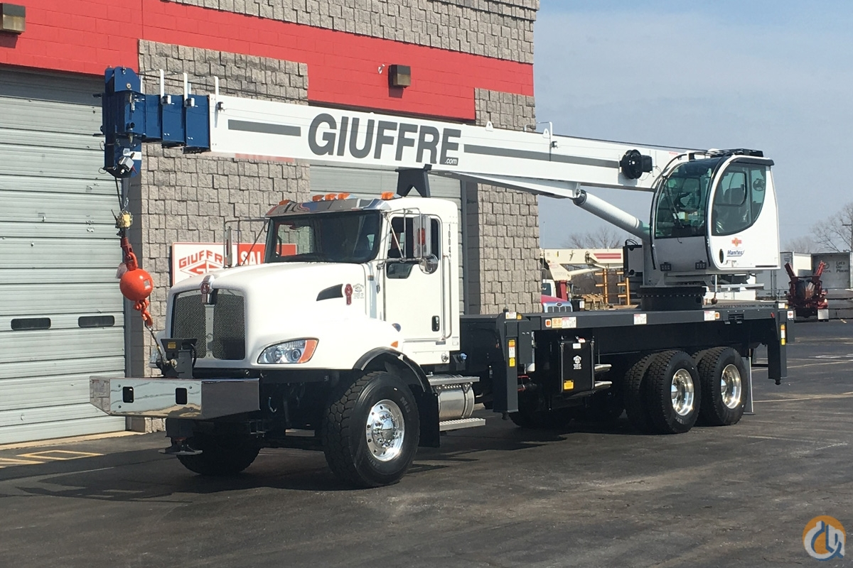 NEW Series 30 Ton - 112 MANITEX Crane for Sale in Milwaukee Wisconsin on CraneNetwork.com