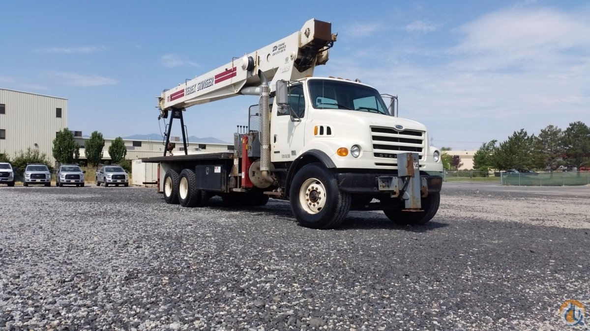 Sold 30 TON USED BOOM TRUCK - 165 TIP HEIGHT Crane for  in Salt Lake City Utah on CraneNetwork.com