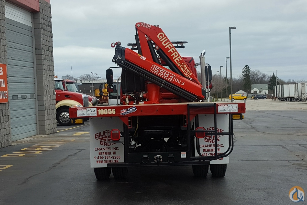 Fassi Knuckleboom Crane for Sale in Indianapolis Indiana on CraneNetwork.com