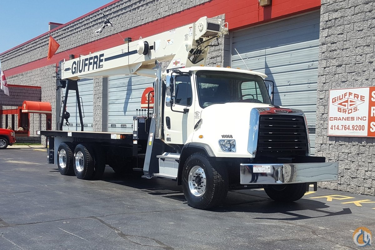 Sold NEW 23.5 TON TEREX CRANE - SPECIAL PRICE Crane for  in Milwaukee Wisconsin on CraneNetwork.com