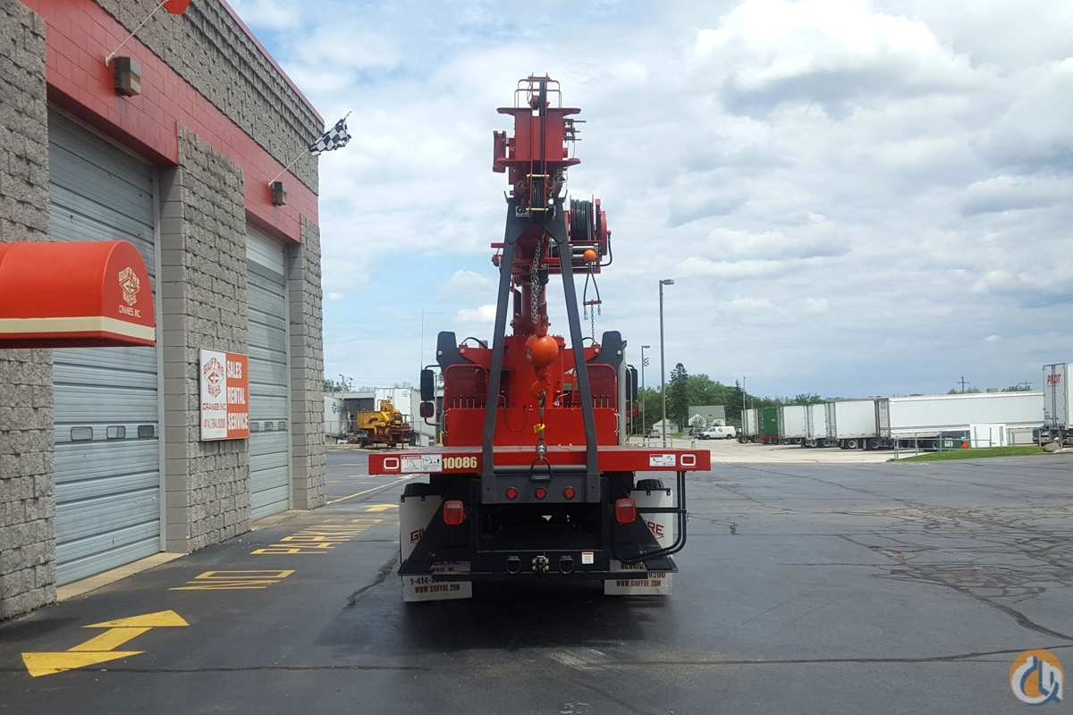 2018  Manitex 1970C Crane for Sale in Cicero Illinois on CraneNetwork.com