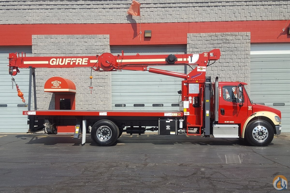 Rental Fleet Unit - Manitex 1970C on 18 FL M2 Crane for Sale or Rent in Milwaukee Wisconsin on CraneNetwork.com