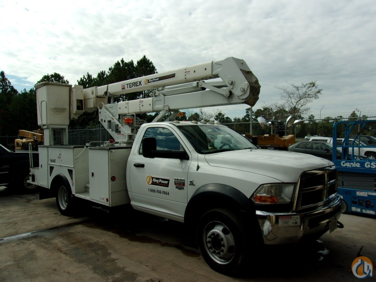 2011 TEREX HR37M Crane for Sale on CraneNetworkcom