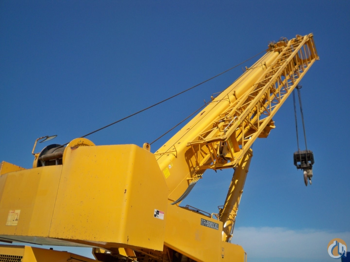 TADANO GR800XXL 2006 Crane for Sale on CraneNetworkcom