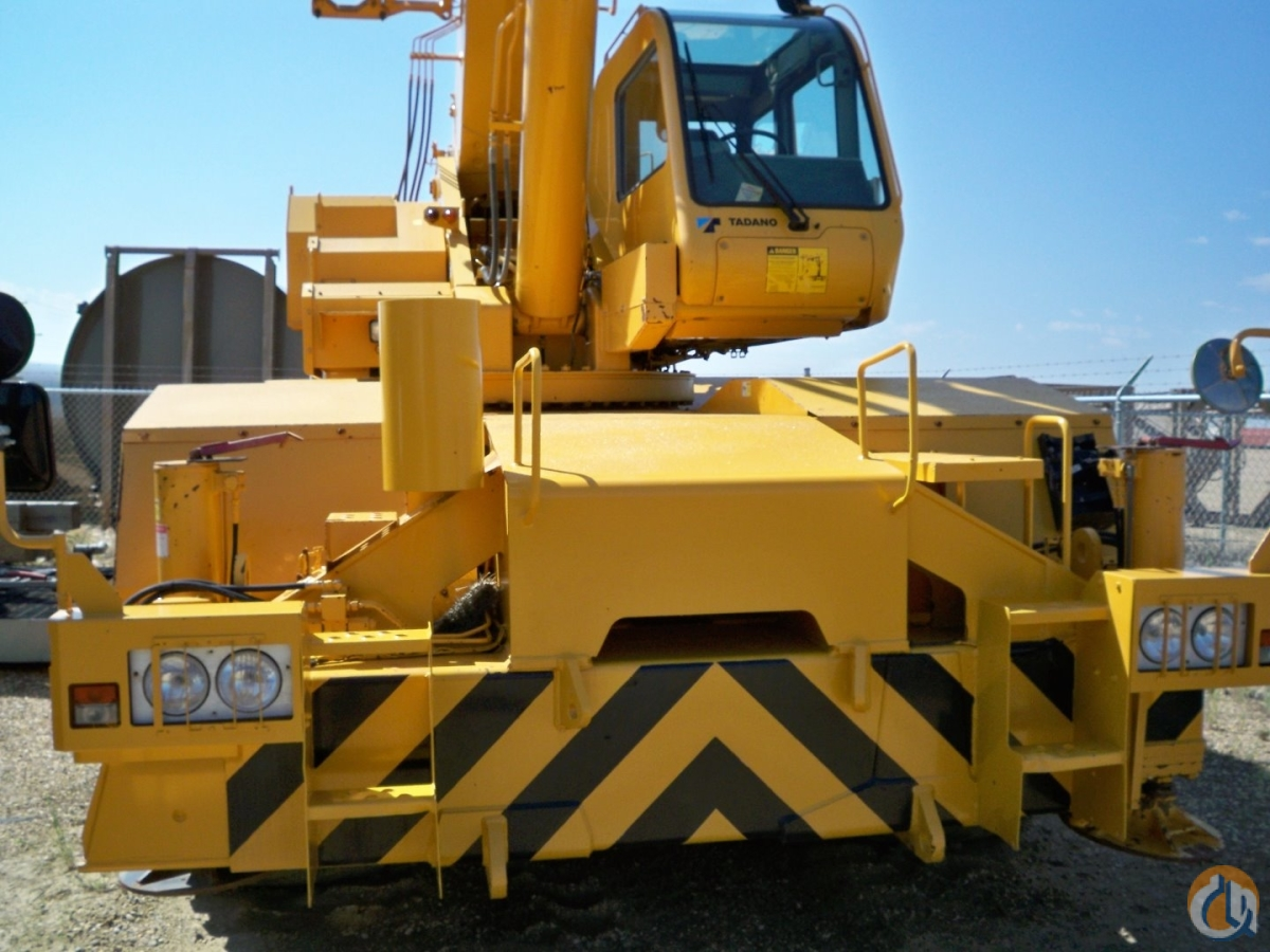 TADANO GR800XXL 2006 Crane for Sale on CraneNetwork.com