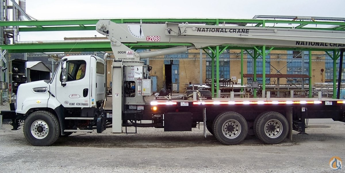 2015 NATIONAL 9103A Crane for Sale in Nitro West Virginia on CraneNetwork.com