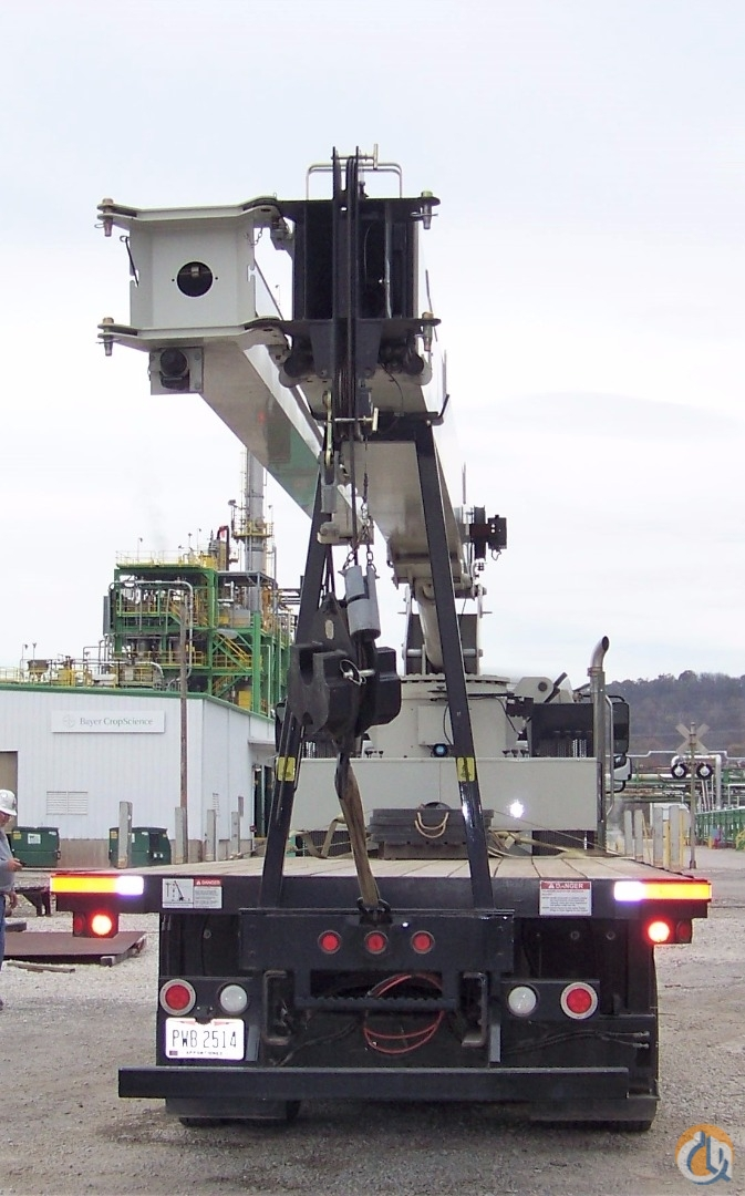 2015 NATIONAL 9103A Crane for Sale in Nitro West Virginia on CraneNetworkcom